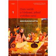 Osm veršů o Vědomí, jehož vyššího není - Elektronická kniha