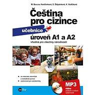 Čeština pro cizince A1 a A2 - Elektronická kniha