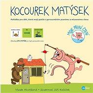 Kocourek Matýsek – s piktogramy - Elektronická kniha