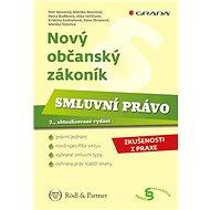 Nový občanský zákoník - Smluvní právo - Elektronická kniha