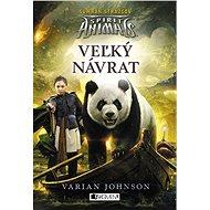 Spirit Animals: Súmrak strážcov 3 - Veľký návrat - Elektronická kniha