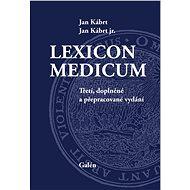 Lexicon medicum - Elektronická kniha