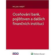 Oceňování bank, pojišťoven a dalších finančních institucí - Elektronická kniha