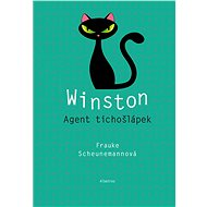 Winston: Agent tichošlápek - Elektronická kniha