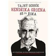 Tajný denník Hendrika Groena - Elektronická kniha