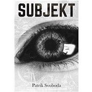 Subjekt - Elektronická kniha