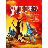 Space opera - Elektronická kniha