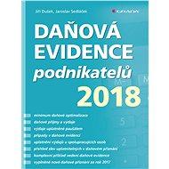 Daňová evidence podnikatelů 2018 - Jaroslav Sedláček