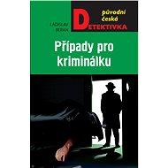 Případ pro kriminálku - Elektronická kniha