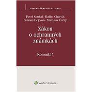 Zákon o ochranných známkách (č. 441/2003 Sb.) - komentář - Miroslav Černý