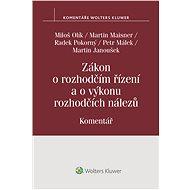 Zákon o rozhodčím řízení (č. 216/1994 Sb.), 2. vyd. - komentář - Elektronická kniha