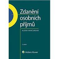 Zdanění osobních příjmů, 2. vydání - Elektronická kniha