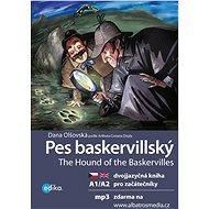 Pes baskervillský A1/A2 - Elektronická kniha