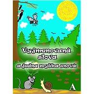 Vyjmenovaná slova a jedna myška snová - Elektronická kniha