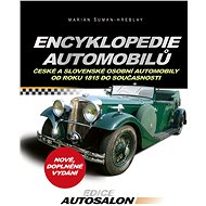 Encyklopedie automobilů - Elektronická kniha