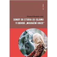 """Sondy do studia (o) islámu v období """"migrační krize"""" - a kol."""