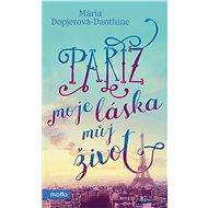Paříž, moje láska, můj život - Elektronická kniha