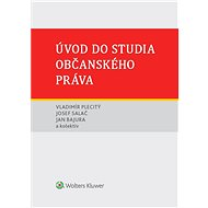Úvod do studia občanského práva - Elektronická kniha