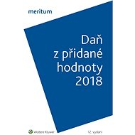 Meritum Daň z přidané hodnoty 2018 - Zdeňka Hušáková