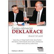 Česko-německá deklarace - Elektronická kniha