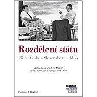 Rozdělení státu - Elektronická kniha
