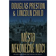 Město nekonečné noci - Elektronická kniha