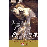 Tajný deník Anny Boleynové - Elektronická kniha
