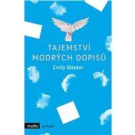 Tajemství modrých dopisů - Elektronická kniha
