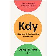 Kdy: Věda a umění dokonalého načasování - Elektronická kniha