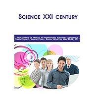 Science XXI century - vědecký sborník