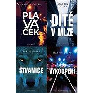 5.-8. díl krimi série Miko Syrový za výhodnou cenu - Martin Goffa