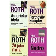 Romány Philipa Rotha za výhodnou cenu - Philip Roth