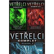 1.-3. svazek ze série Vetřelci za výhodnou cenu - Elektronická kniha