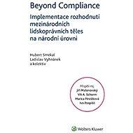 Beyond Compliance - Implementace rozhodnutí mezinárodních lidskoprávních těles na národní úrovni - Elektronická kniha