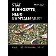 Stát blahobytu, nebo kapitalismus? My a svět v éře neoliberalismu 1989-2009. - Elektronická kniha
