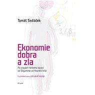 Ekonomie dobra a zla - Elektronická kniha