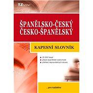 Španělsko-český/ česko-španělský kapesní slovník - kolektiv autorů TZ-one