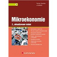 Mikroekonomie - Elektronická kniha