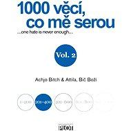 1000 věcí, co mě serou 2 - Elektronická kniha
