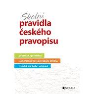 Školní pravidla českého pravopisu - Elektronická kniha