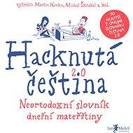 Hacknutá čeština - Elektronická kniha