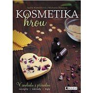 Kosmetika hrou - Elektronická kniha