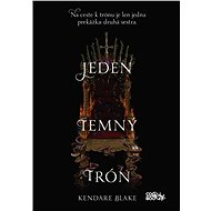 Jeden temný trón (SK) - Elektronická kniha