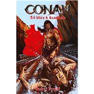 Conan: Tři klíče k Asambale - Elektronická kniha