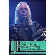 Stará a nevrlá rocková hvězda - Elektronická kniha