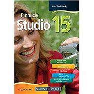 Pinnacle Studio 15 - Elektronická kniha