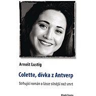 Colette, dívka z Antverp - Elektronická kniha
