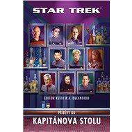 Star Trek: Příběhy od Kapitánova stolu - Elektronická kniha