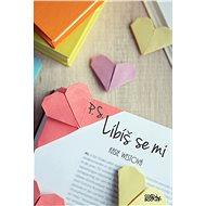 P. S. Líbíš se mi - Elektronická kniha