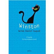 Winston: Velká školní loupež - Elektronická kniha
